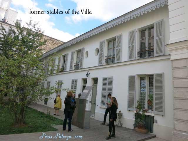 Villa des Arts Former Stables