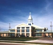 contemporary church exterior design