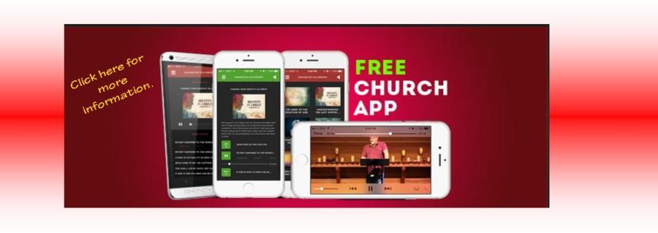 Church App