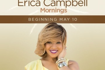 Mornings with Erica Campbell