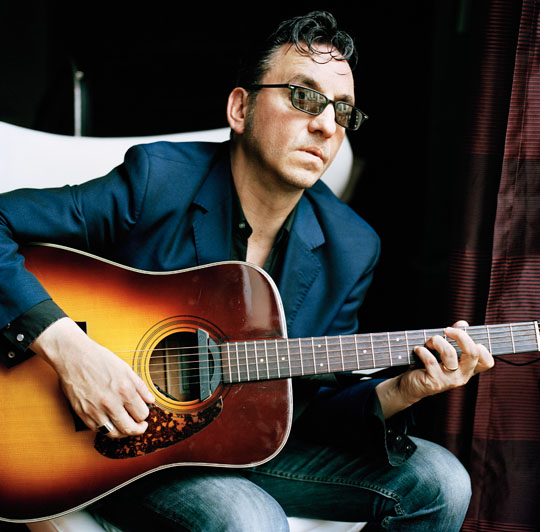 richard hawley guitare acoustique RICHARD HAWLEY : STANDING AT THE SKY'S EDGE