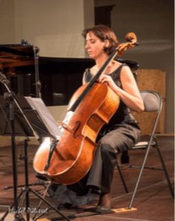 Soizic Chevrant, violoncelle