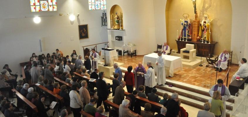 Horario de misas durante el verano