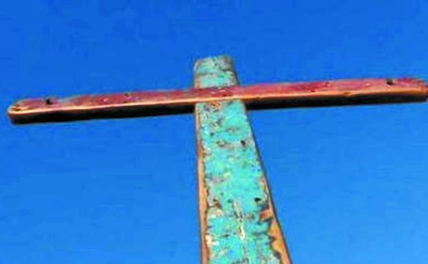 cruz-k2kE-U8037097938QED-624x385@Las Provincias