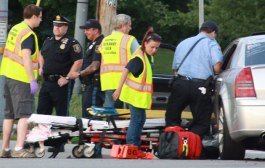 Two car accident on Route 46 with injuries