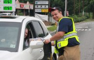 District 5 holds fill the boot fundraiser