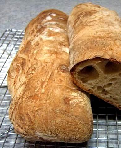 How to Make a Perfect No-Knead Ciabatta Bread