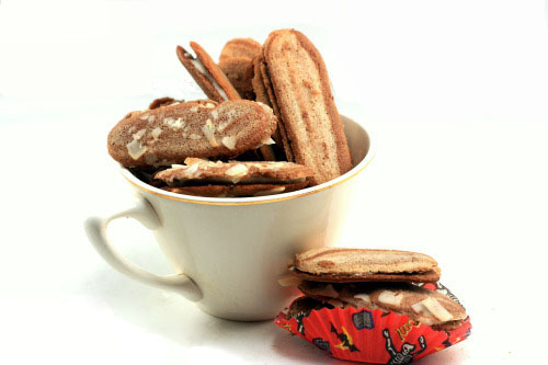 Miniature Milano cookies! Milk Chocolate Coconut and Milk Chocolate and Vanilla Marble with various chocolate fillings