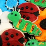 Crafty Cookies – Bugs, Flowers and Baseball