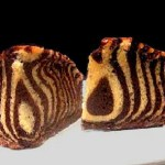 Zebra Cake from 2007, and Peanut Butter Cup Brownies