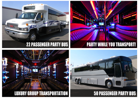 new orleans party bus rental