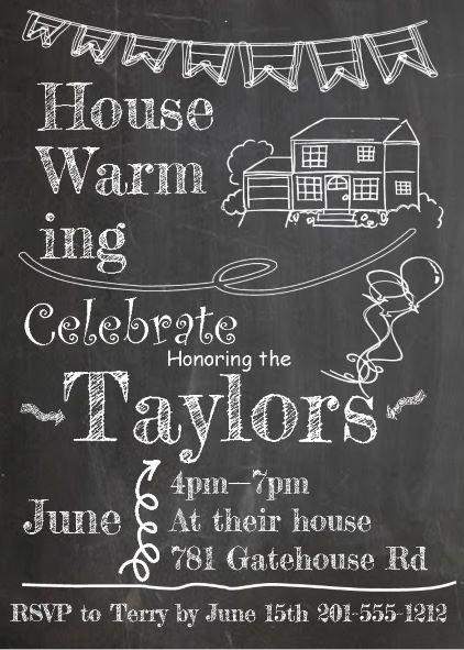 Medium Of Housewarming Party Invitations