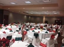 AGH Radiology Department Christmas Party Photo