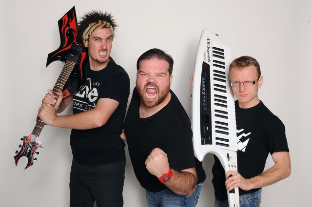 Axis of Awesome – 4 Chord Songs – Party Times BLOG