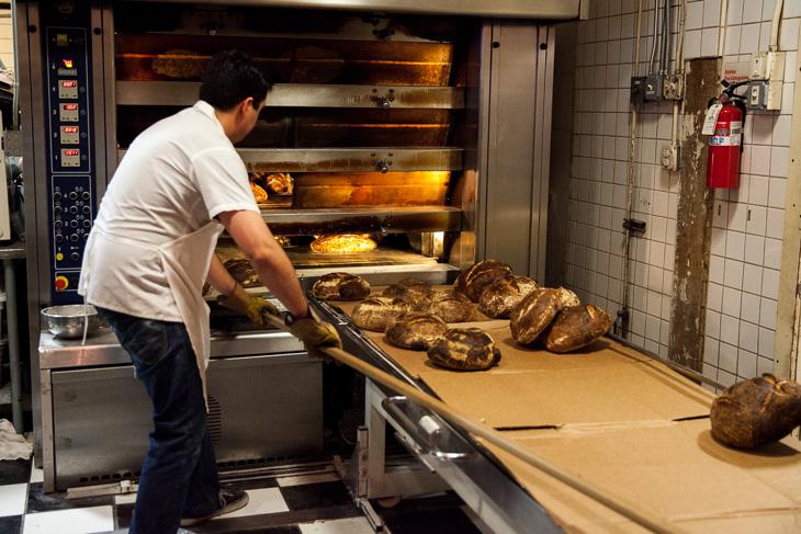 Passagem Gastronômica - Tartine Bakery - Mission District - São Francisco - Estados Unidos