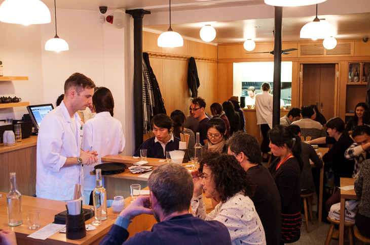 Passagem Gastronômica - Restaurante BAO - Londres