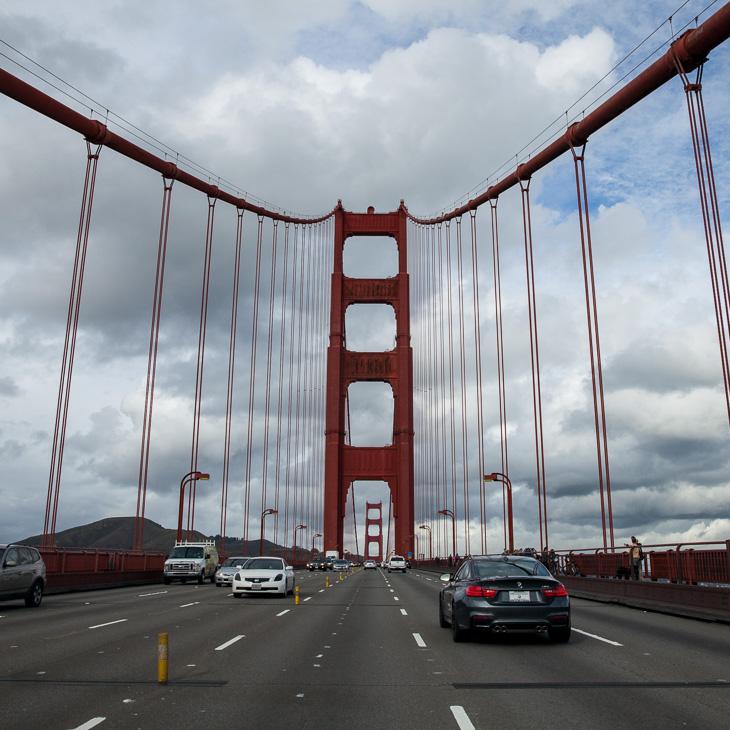 Passagem Gastronômica - Golden Gate Bridge - Roteiro de São Francisco - Estados Unidos