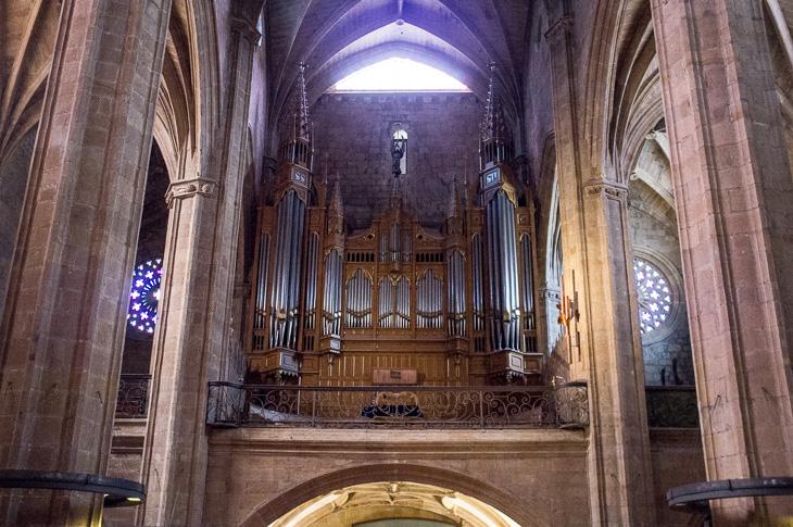 Passagem Gastronômica - Igreja de San Vicente - Roteiro de San Sebastian - Espanha