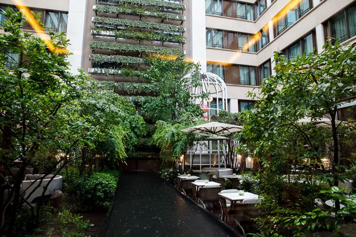 Passagem Gastronômica - Mandarin Oriental Hotel - Paris - França