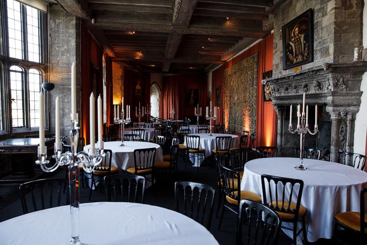 Passagem Gastronômica - Day Trip de Londres - Leeds Castle
