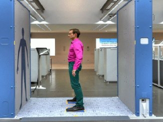 London City introduces full-body scanner