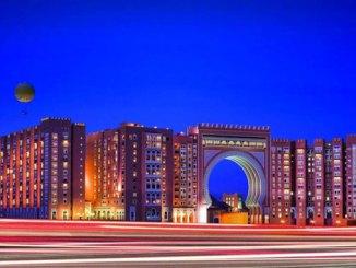 Mövenpick Hotel Ibn Battuta Gate Dubai electric car charger