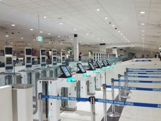 SmartGates by Vision-Box™ at Sydney International Airport