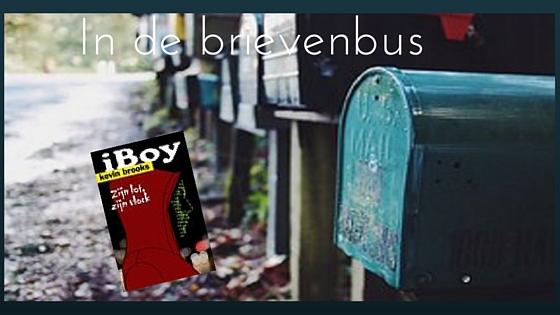 Iboy In de brievenbus