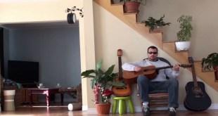 Vidéo. Un guitariste maltraite son chat et va le regretter