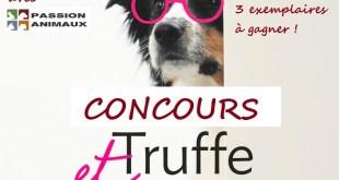 3 romans « Truffe et sentiments » à gagner
