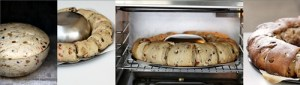 Daring Bakers Christmas Stollen Making
