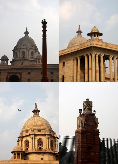 Raisina Hill, Lutyen's Delhi