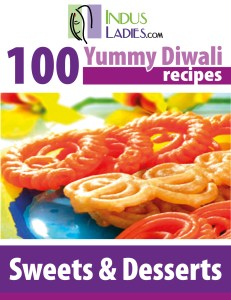 Diwali 2011 100 recipes