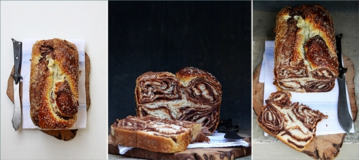 Povitica ... A Croation Sweet Walnut Bread