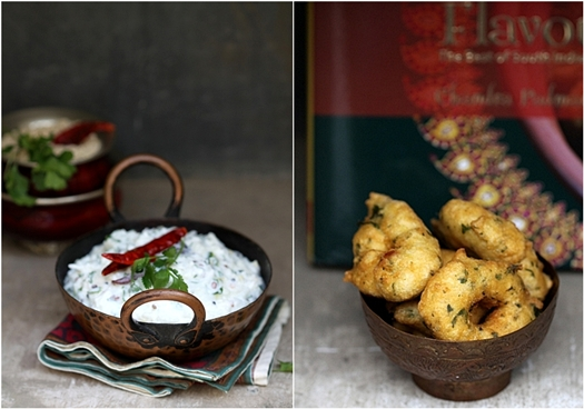 Southern Flavours, Curd Rice and Medhu Vadai