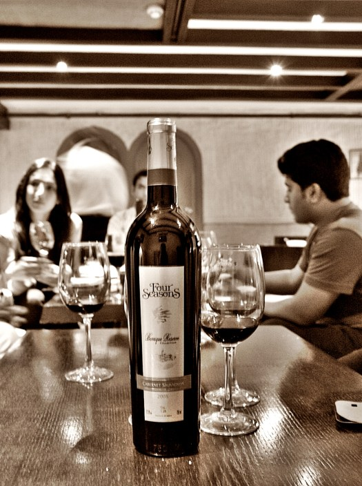 Four Seasons Wine & Food Pairing, Fres Co, New Delhi