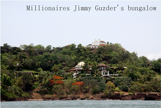Jimmy Guzder's Bungalow, Goa