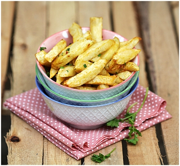 French fries Philips Airfryer