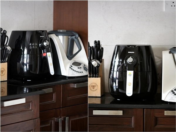 Philips AirFryer & Thermomix