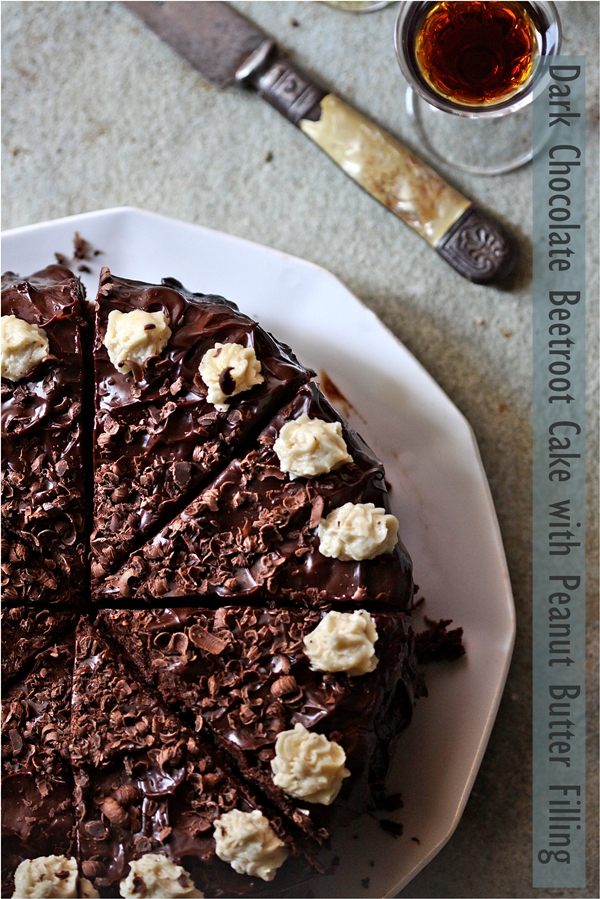 butter fun cake chocolate peanut butter mousse cake chocolate peanut ...