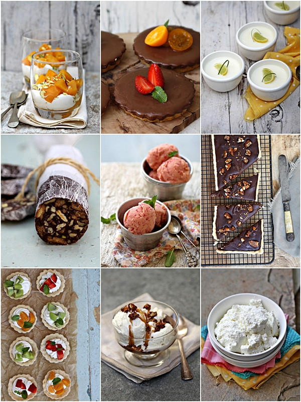 Eggless Desserts for BBC Good Food