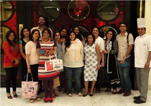 Varq, Taj Mahal Hotel, New Delhi  16