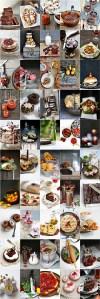 Food photographs