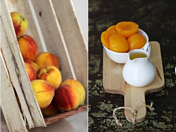 Peaches & Cream Cake 3