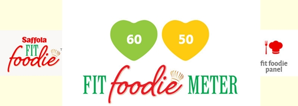 Fit foodie meter