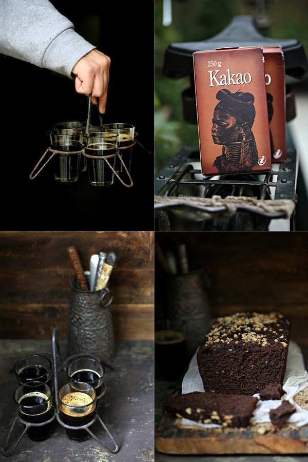 Dark Chocolate & Walnut Wholewheat Cake 3