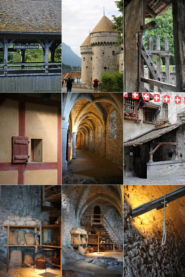 Chillon Castle, Montreux, Switzerland, SwissMade GrandTours