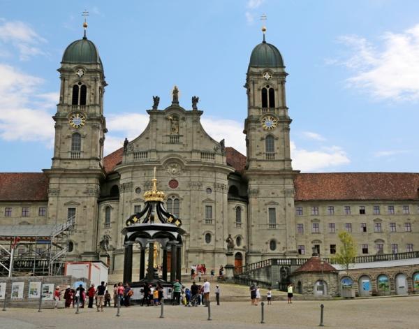SwissMade GrandTour PAB Einsiedeln Abbey