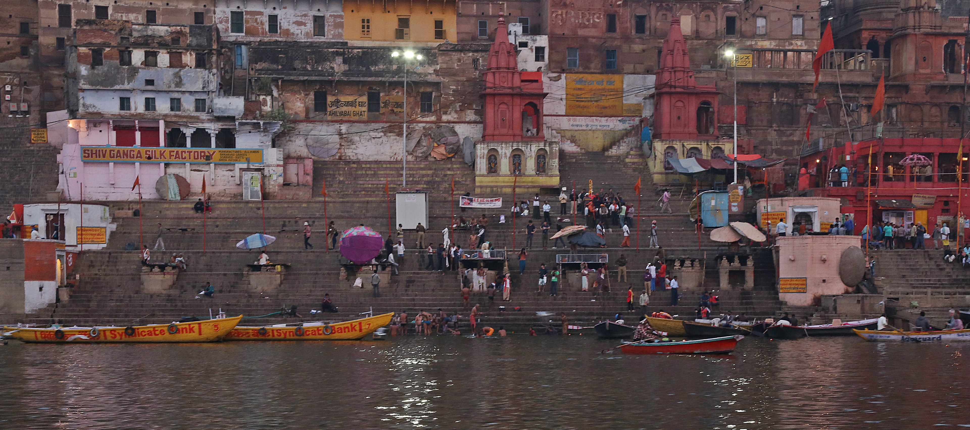 Ghats of Banaras