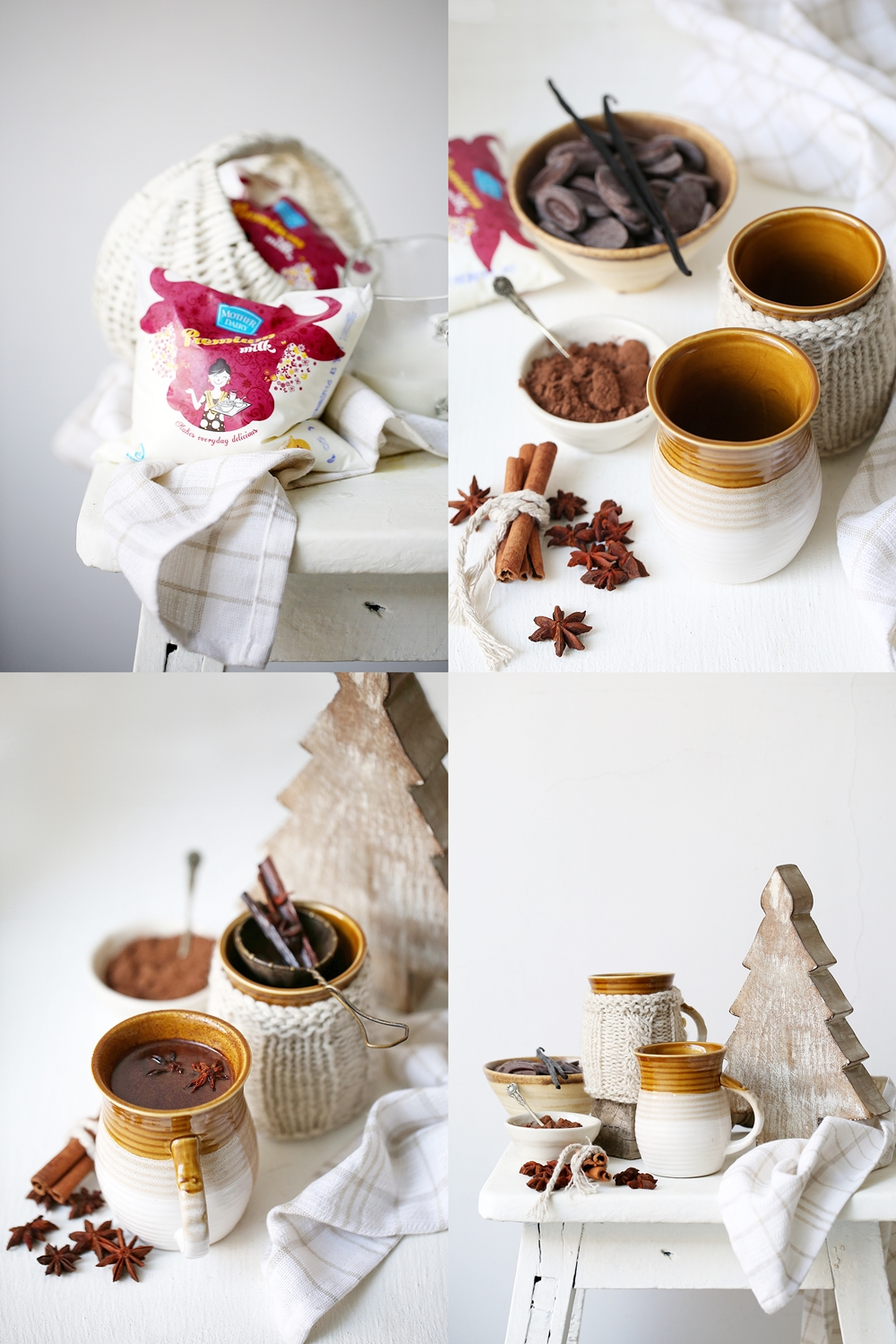 Rich Spiced Hot Chocolate - Passionate About Baking
